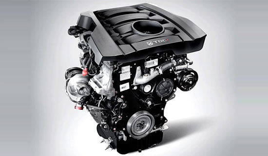 2.0L GTDI汽油发动机